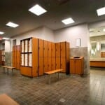 CRG Clubhouse or Gym lockers