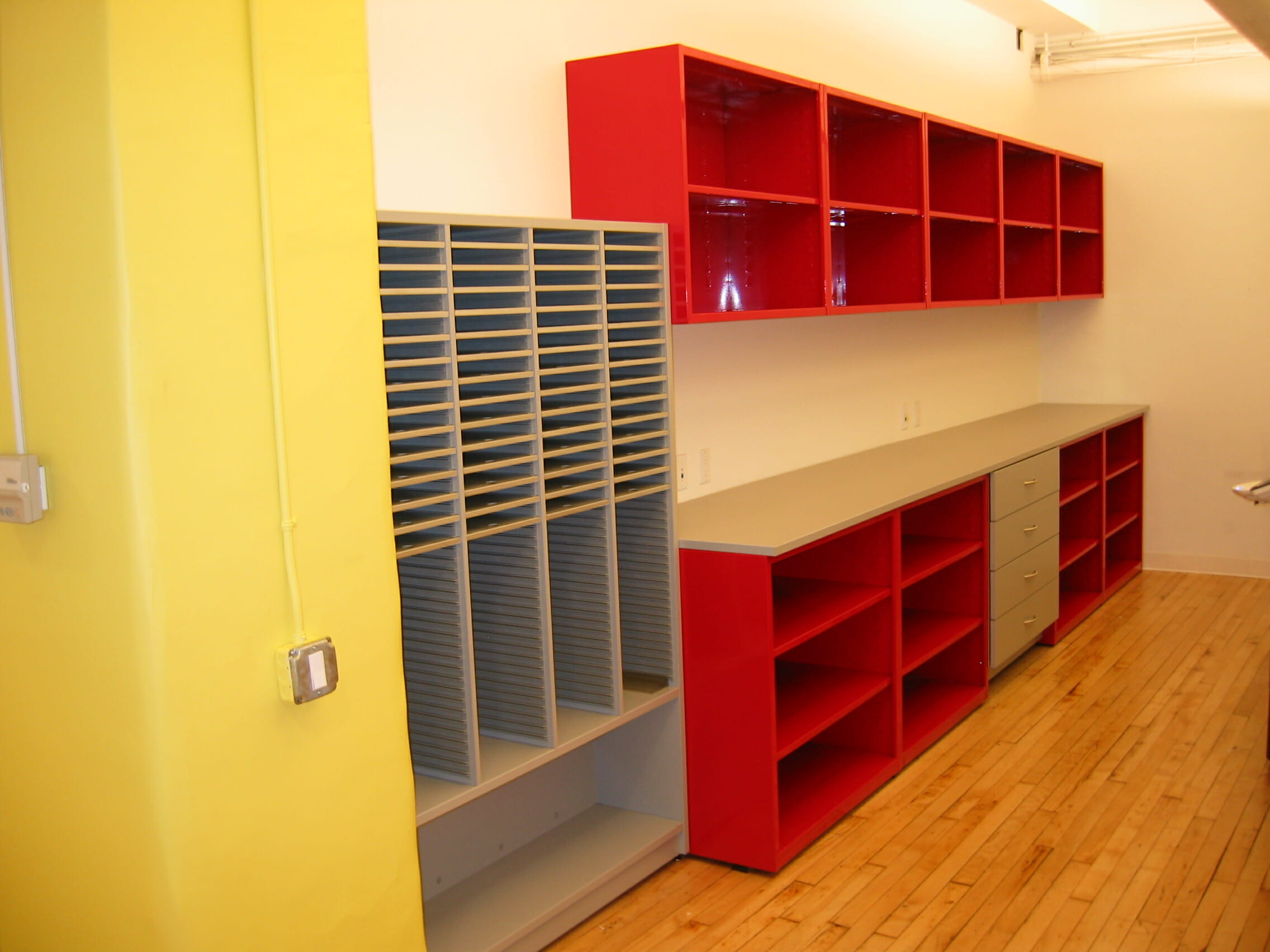 Photo office furniture installation images keswick for Decor fusion interior design agency manchester m3